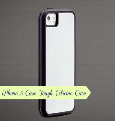 blank iphone 5  revised and sized tough extreme 1
