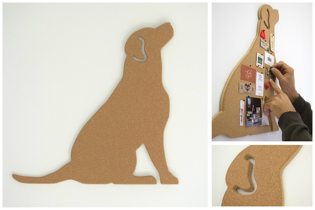 Labrador-Pinboard It's a Lab Thing Labrador Products Corkboard