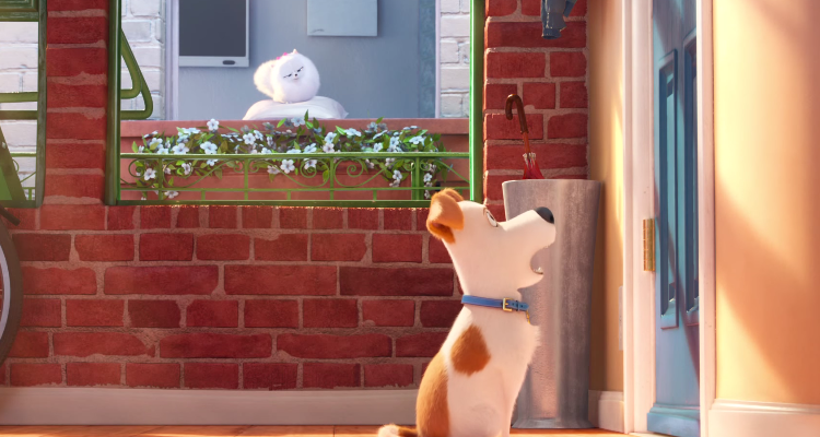 Teaser Movie trailer to The Secret Life of Pets